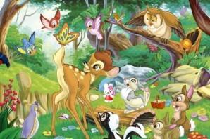 Bambi - Hidden objects