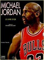 """Livre """"Michael Jordann le livre d'Or"""""""