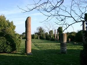 Les colonnes ...