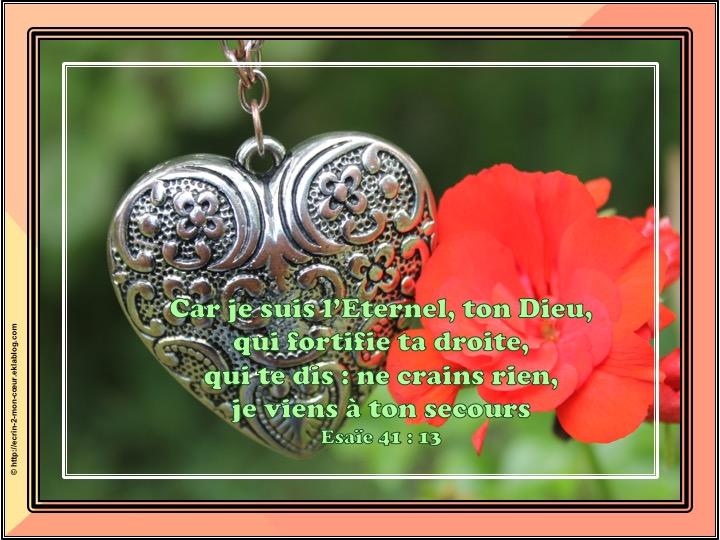 Ronde Versets du coeur 151