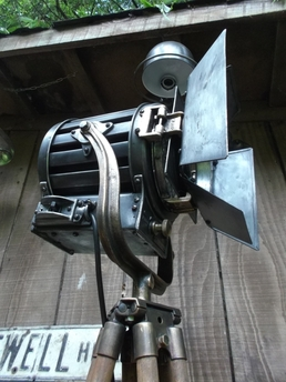 PROJECTEUR MOLE RICHARDSON 2 O'range metalic 2