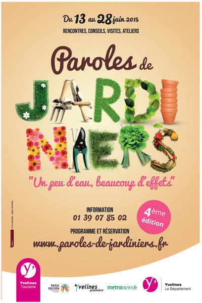 Paroles de Jardiniers 4è édition