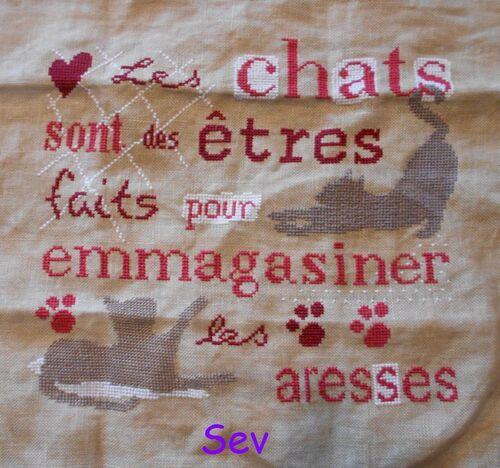 "SAL "" Les Chats"" - 18"