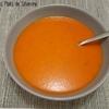soupe de poivrons au tmix