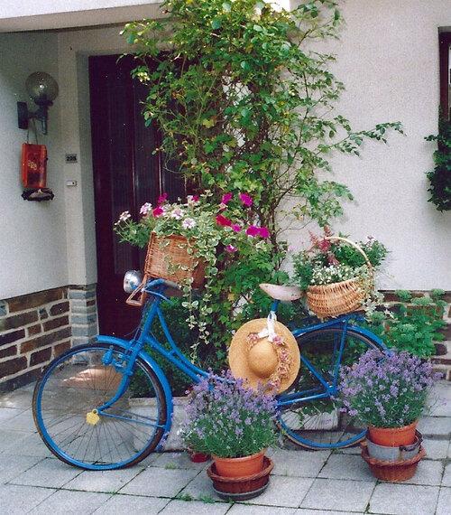 Concours façades fleuries : 4ème prix pour Monique Defoiche