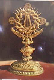Les Saintes reliques : Les Saintes épines