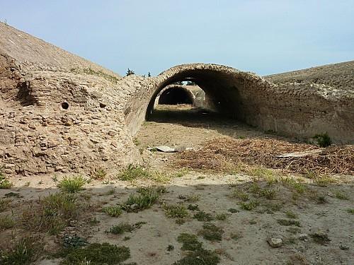 citernes de la Malga près de Carthage (7)
