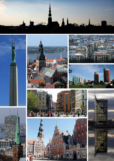 Blog de lisezmoi :Hello! Bienvenue sur mon blog!, La Lettonie : Riga