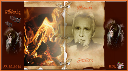 Michel Sardou 1er Novembre 2014