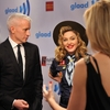 2013 03 16 - Madonna @ GLAAD Media Awards (10)