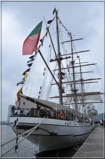Rouen : l'Armada 2013 (1)