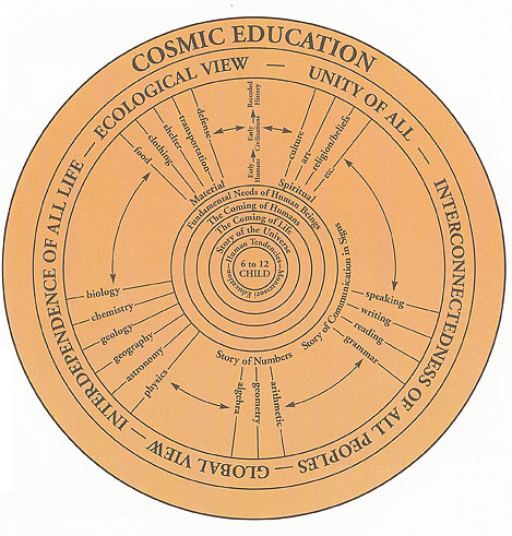 Education Cosmique