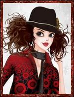 Avatars femmes, mangas. Pour forums. Taille maxi H 200 x  L 150