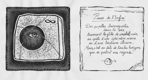 Pierre de l'Infini