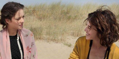 Charlotte Gainsbourg Marion Cotillard