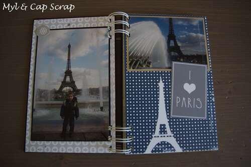 Mylène : Baptiste à Paris