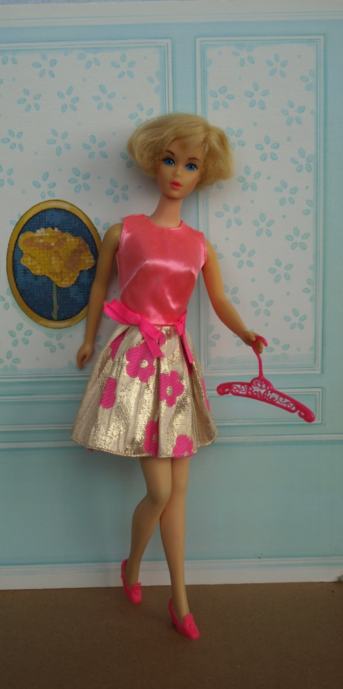 Barbie vintage : Glowin' Out