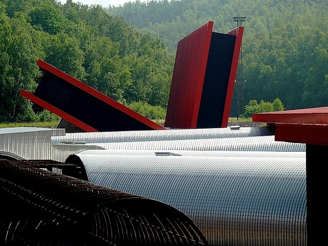 Le musée Les Mineurs Wendel 40 Marc de Metz 01 10 2012