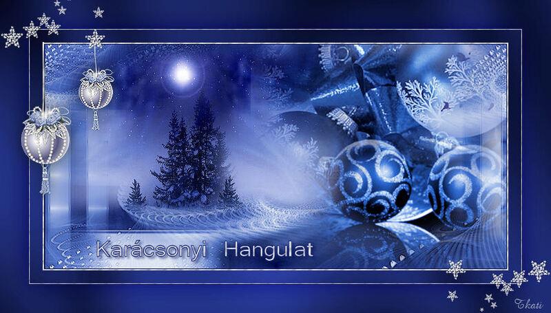 Karácsonyi Hangulat ( játék kép )
