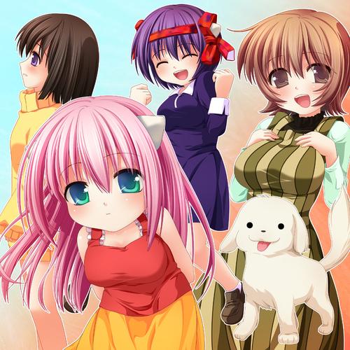 Lucy et ses amies