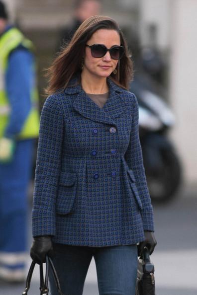 Le nouveau manteau de Pippa