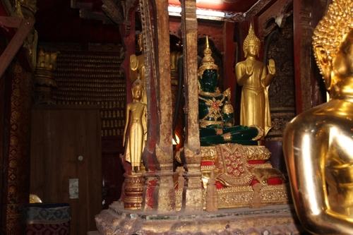 Louang Prabang : le Vat May