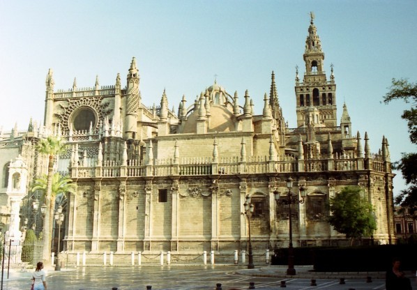 Cathedrale de Sevilla