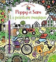 La peinture magique - Poppy et Sam