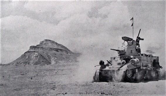 * Histoire des SPAHIS de la France Libre - 2/4 : Le 1er RMSM et la Colonne volante en Egypte (Automne 1942)
