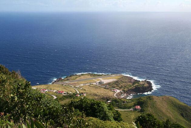 Aéroport Juancho E. Yrausquin Saba