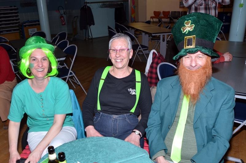 Après la Saint-Patrick à Moncé-en-Belin...