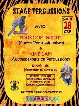 ★ Dates Events Couleur Sabar [Juillet - Août - Septembre 2019]