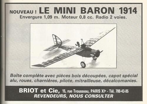 "Le "" Mini Baron """