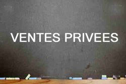 Les sites de ventes privées !