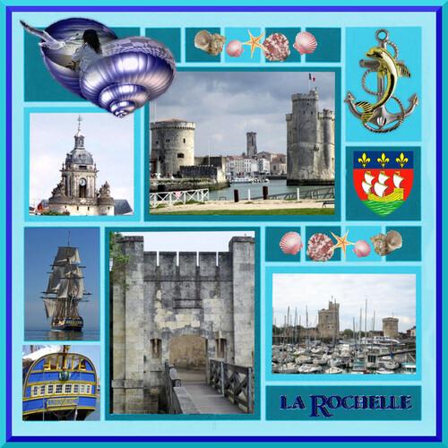 LA ROCHELLE : le vieux port