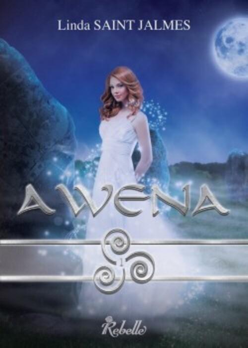 """""""Awena"""" de Linda Saint-Jalmes, une romance fantastique et pleine d'humour à l'époque des Highlanders"""
