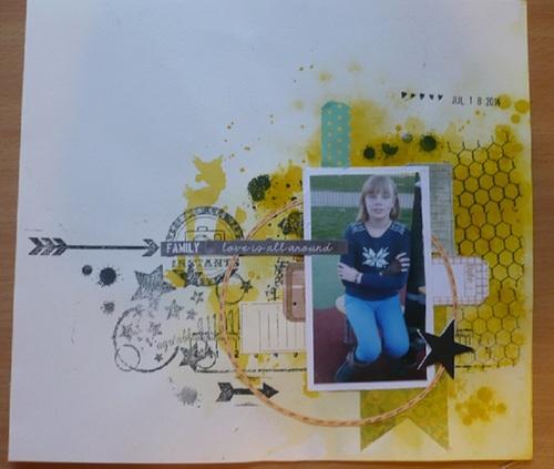 Album vintage et cartes de voeux