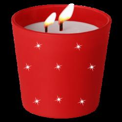 Tubes bougies de Noël
