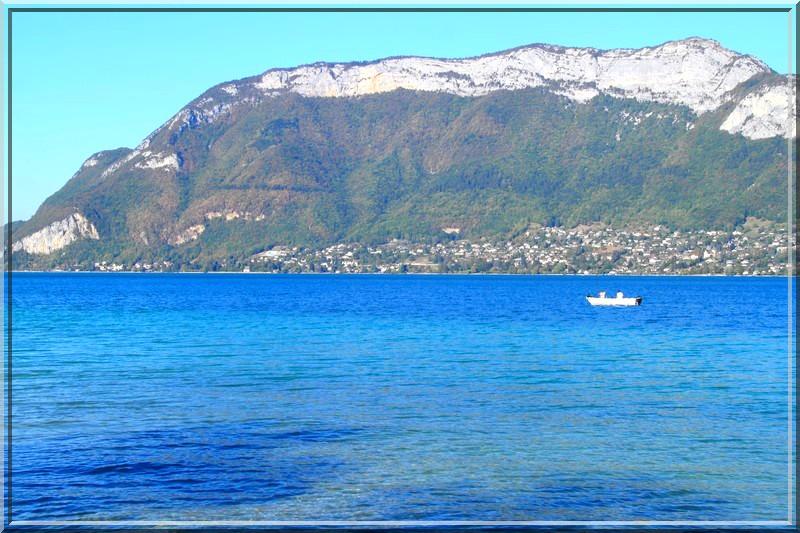 878 -  Sévrier sur le Lac d'Annecy