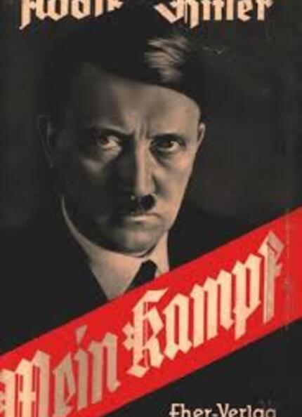 Mein Kampf, la Bible damnée