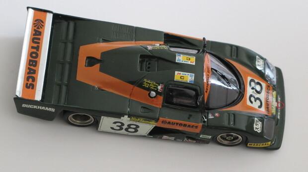 Le Mans 1984 Abandons I