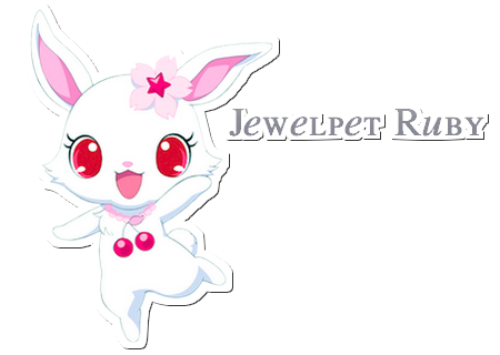 Créa Jewelpet Ruby