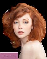 Női - arcképek - .png tubek2