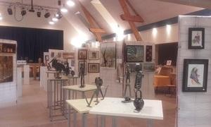 42 ième salon Peinture Sculpture et Arts Graphiques La Feryé Vidame
