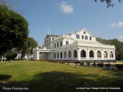 Suriname / visite guidée de Paramaribo