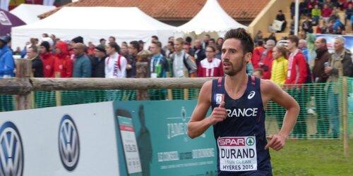 les projets de l'athlète Yohan Durand