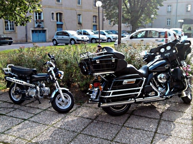 Harley Davidson de Christian 2010