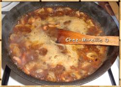 Rôti de Filet de Dinde aux Champignons