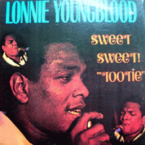 Lonnie Youngblood : Black Is So Bad