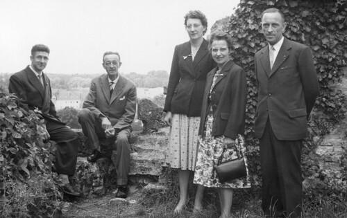 Le jumelage du 6 juin 1959 entre Walcourt et Châtillon sur Seine, en images...